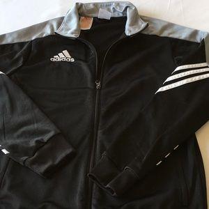 EUC ADIDAS Jacket Size YL